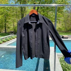 Black Ralph Lauren Sports Jacket